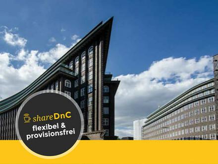 Flexible Büros in berühmten Gebäude inmitten Hamburg's Altstadt - All-in-Miete