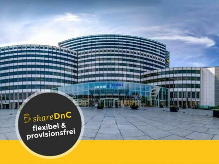 Erstklassige Büros und Coworking inkl. Internet und Telefon im Ruhrturm - All-in-Miete