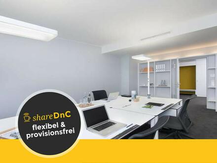 Büros & Arbeitsplätze in flexibler Arbeitslandschaft - All-in-Miete