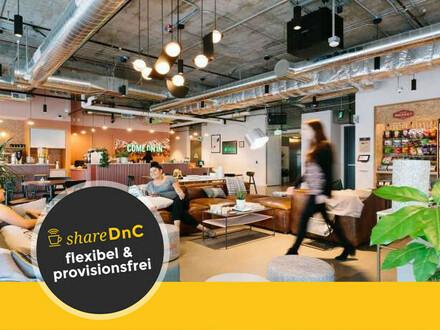 Einzigartig designter Coworking Space auf der MediaSpree - All-in-Miete