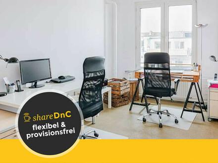 Freier Arbeitsplatz in urbaner Bürogemeinschaft in Hoheluft-Ost - All-in-Miete