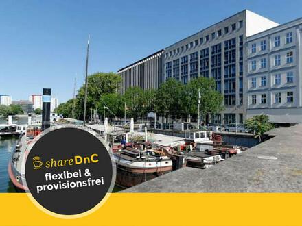 Büroräume direkt am Märkischen Ufer in Berlin Mitte - All-in-Miete