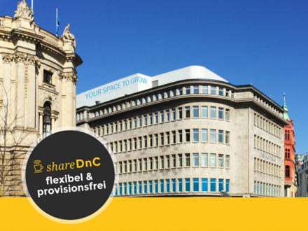 Komplett ausgestattete Büros und Arbeitsplätze in perfekter Lage in Leipzig - All-in-Miete