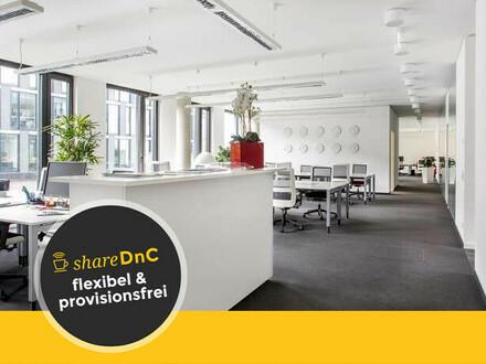 Tolle Büroflächen in einem neuwertigen und modernen Bürokomplex in Moosach - All-in-Miete