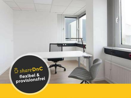 Repräsentative Büroräume im Stapelmann Haus in der Grafenberger Allee - All-in-Miete
