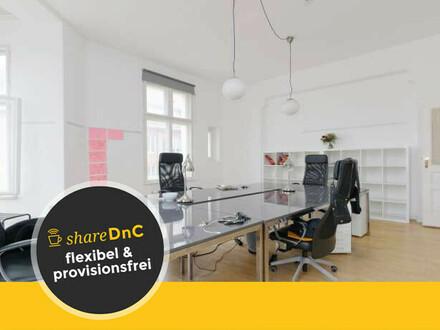 Büroräume in Bürogemeinschaft in Berliner Mitte mieten - All-in-Miete