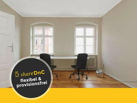 Frisch renovierte Büroräume im Herzen Kreuzbergs - All-in-Miete