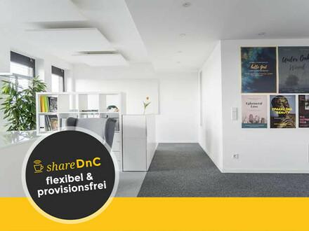 Freie Arbeitsplätze in schönem Büro mit eigenem Zugang - All-in-Miete