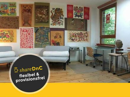 Offene Arbeitsplätze in freundlichem Coworking Space in Berlin Moabit - All-in-Miete