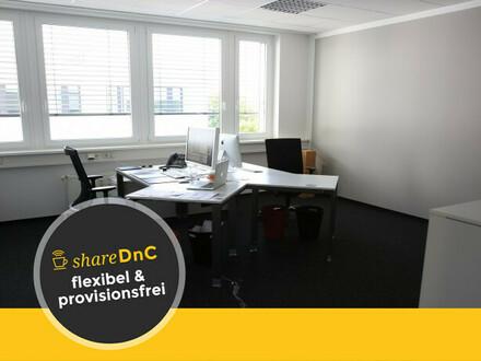 Ein Arbeitsplatz in Hummelsbüttel in frisch renoviertem Büro - All-in-Miete