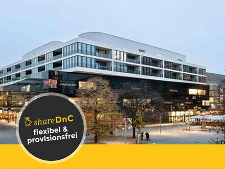 Flexible Büros und CoWorking direkt am Alexanderplatz - All-in-Miete