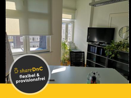 Top ausgestattete Büroräume in der wunderschönen Kölner Südstadt - All-in-Miete