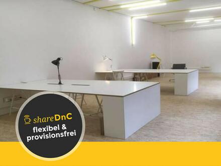 Neu ausgebaute Büroplätze in Kreuzberg - All-in-Miete