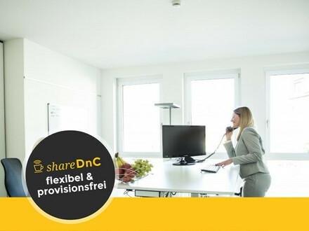 Büroraum inkl. Rundum-Service in Toplage in Mannheim - All-in-Miete