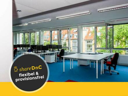 Voll ausgestattetes Büro in Stuttgart West - All-in-Miete