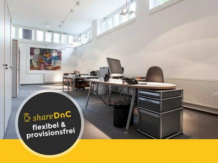 Büroraum oder Arbeitsplatz in bester Münchner Lage - All-in-Miete
