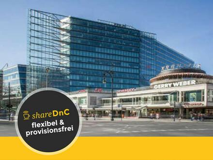 Flexible Büros und Konferenzräume neben dem Kranzler Eck - All-in-Miete