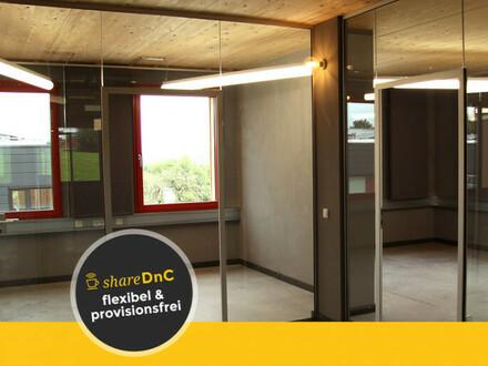 Moderne Arbeitsplätze und Büros im Neubau mit Ausblick - All-in-Miete