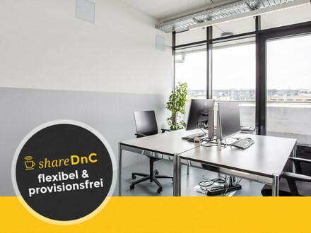 Modernes Büro mit Terrasse und bis zu 6 Räumen **fix bis 14.10.2021** - All-in-Miete