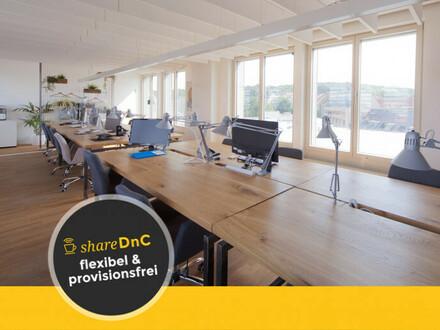 Perfekt ausgestattete Arbeitsplätze im Zentrum von Potsdam - All-in-Miete