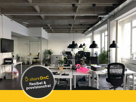 Plug&Play LOFT-Office P-Berg (Ringbahn, kurzfristig verfügbar) - All-in-Miete
