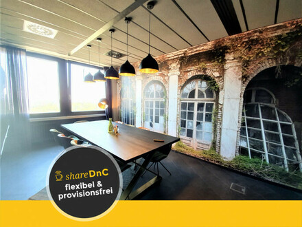 Top ausgestattete Büroräume in toller Atmosphäre - All-in-Miete