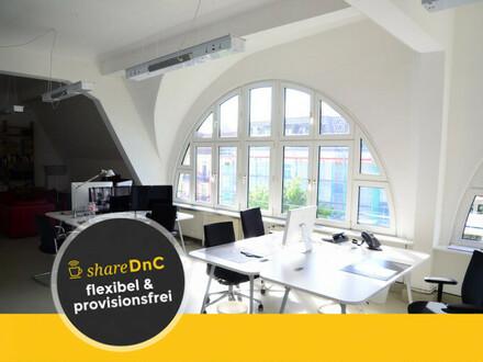 Freie Arbeitsplätze in schönem Jugendstil-Fabrikgebäude in Eppendorf - All-in-Miete