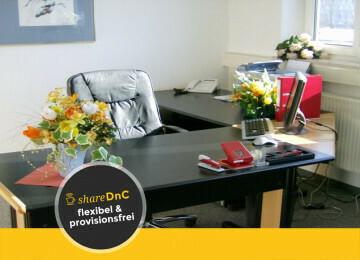 Schöne, ruhige, gut erreichbare Büroräume in Nürnberg-Nord - All-in-Miete