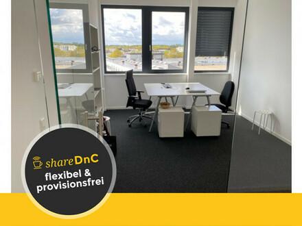 Sehr moderne und flexible Büroräume in verkehrsgünstiger Lage - All-in-Miete