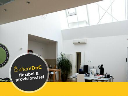 Büroraum und Arbeitsplätze in tollem Büroloft in bester Innenstadtlage - All-in-Miete