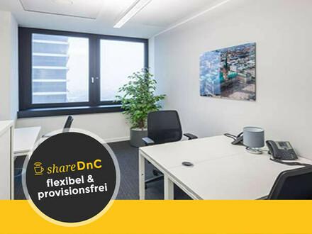Moderne und helle Büros im Mundsburg Tower - All-in-Miete
