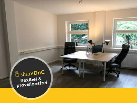 Großzügiger Büroraum in kreativer Bürogemeinschaft in Friedrichshain - All-in-Miete