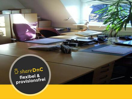 Renovierte Büroräume mit Jugendstilelementen - All-in-Miete