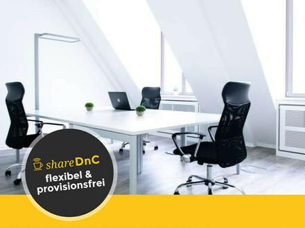 Stilvoll eingerichtete Büroräume mit vielen Extras in zentraler Lage - All-in-Miete