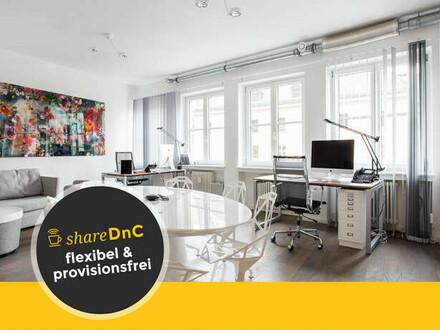 Stilvolle Büroräume direkt am Marienplatz mit Full-Service - All-in-Miete