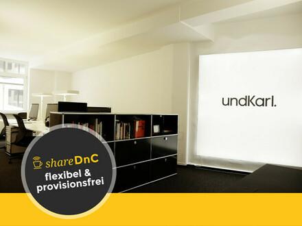 Komfortabel & modern ausgestattetes Büro mit optionalem Service - All-in-Miete