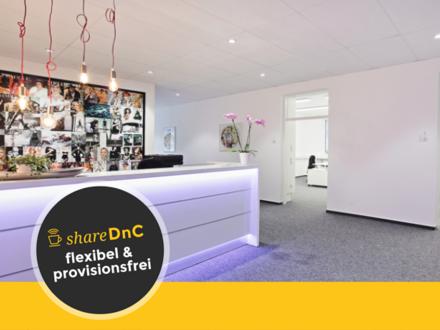 Helle, hochwertig möblierte Büros in unterhaltsamem, kreativem Umfeld - All-in-Miete