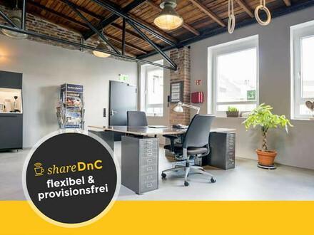 Freie Arbeitsplätze in kreativer Büro-Loft-Gemeinschaft - All-in-Miete