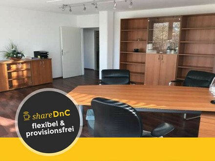 Schicke, moderne Büroräume mit optionalem Büroservice in bester Lage - All-in-Miete