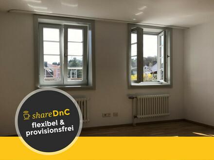 Attraktiver Büroraum in hochwertig saniertem Fachwerkhaus - All-in-Miete