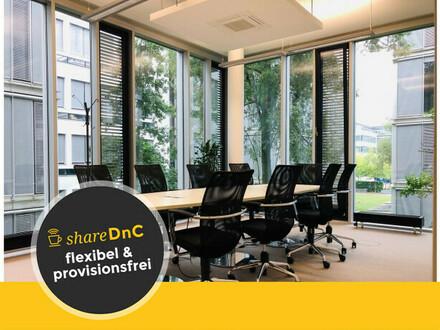 Flexible Arbeitsplätze in Form eines Smart-Office-Sharing - All-in-Miete