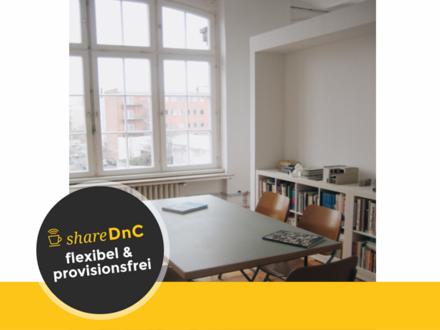 Helle Bürofläche in Kreuzberg ab Juli zur Untervermietung - All-in-Miete