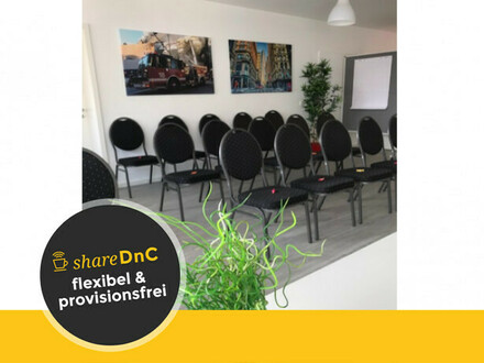 Büro plus Konferenzraum zur privaten Nutzung von Montag bis Freitag - All-in-Miete