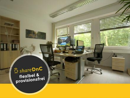 Helle Büroräume und Arbeitsplätze in Bonn - All-in-Miete