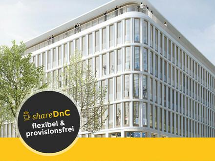 Top moderne Arbeitsplätze und Büroräume im beliebten Mediapark in Köln - All-in-Miete