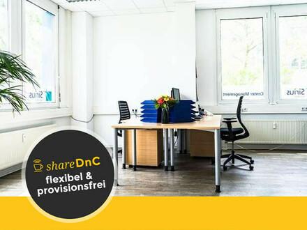 -Sirius- moderne Büroräume mit erstklassigem Service im Business Park - All-in-Miete