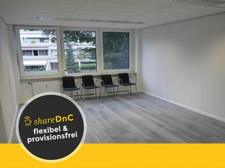 Neu renovierte Büros in netter Bürogemeinschaft in zentraler Lage - All-in-Miete