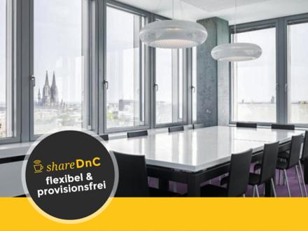 Top Konditionen - Ihre Chance auf ein Büro im Kölnturm mit Domblick - All-in-Miete