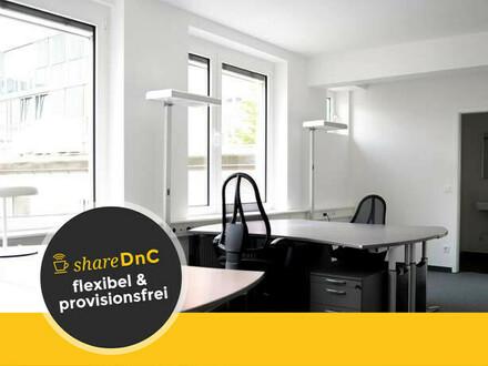 Großzügiger und frisch renovierter Büroraum in der Innenstadt - All-in-Miete