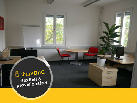 Top Co-Working Space mitten im Herzen von Tübingen - All-in-Miete